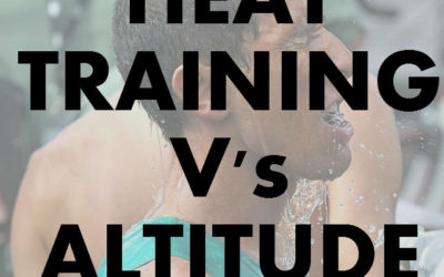 Heat vs. Altitude