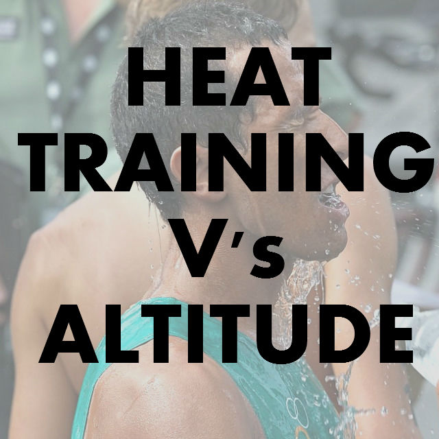 Heat vs. Altitude